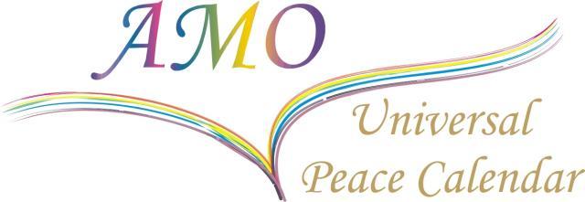 Universal Peace Calendar