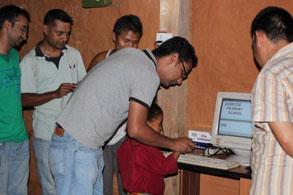 Computer Education in Indigenous Community by Dhiraj Gupta