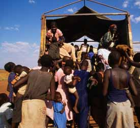 The African Displacement Dispute