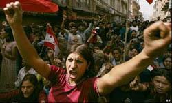 Youth towards Democracy
