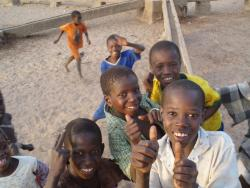 Finding Inspiration in the Gambia