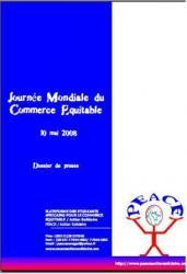 Journée Mondiale du Commerce Equitable 2008 - Pour une consommation locale