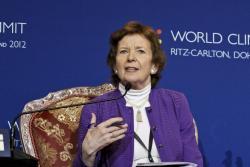 Women of COP18