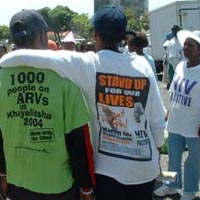 Youth Involvement in HIV/AIDS Struggle