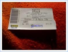 Oasis no sació la sed de Rock & Roll