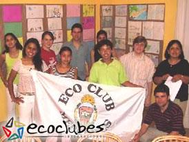 Ecoclubes: jóvenes concientizando a la sociedad