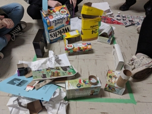 Paper Towns Activity