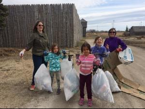 Shoreline Cleanup @ Whittier Park