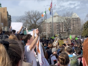 Cultivating Climate Action: writing about climate engagement amidst the climate rallies