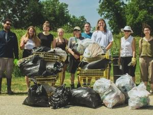 Brantford Trail Cleanup