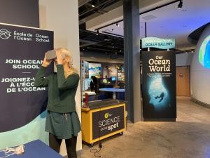 A virtual dive into the ocean part 1