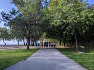 Shoreline Cleanup - Rouge National Urban Park