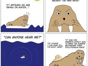 Ocean Literacy Comics