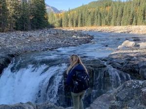 Appreciating mountain rivers