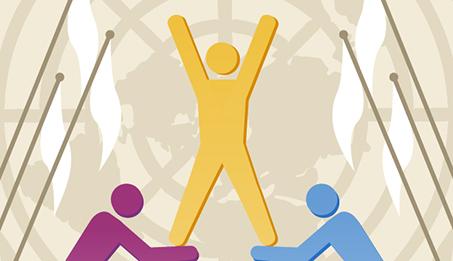 Dia Internacional de los Voluntarios-Humanitarios